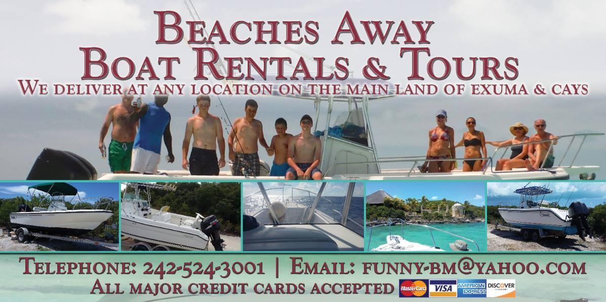 Exuma Boat Rental
